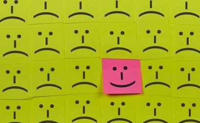 Ranking mundial de la felicidad Con V